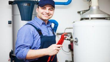 montaż elektrycznego podgrzewacza wody i bojlera