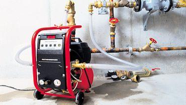 chemiczne czyszczenie instalacji C.O i wodnej