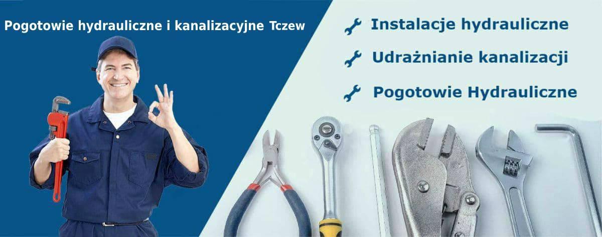 pogotowie hydrauliczne kanalizacyjne tczew udrażnianie rur wuko