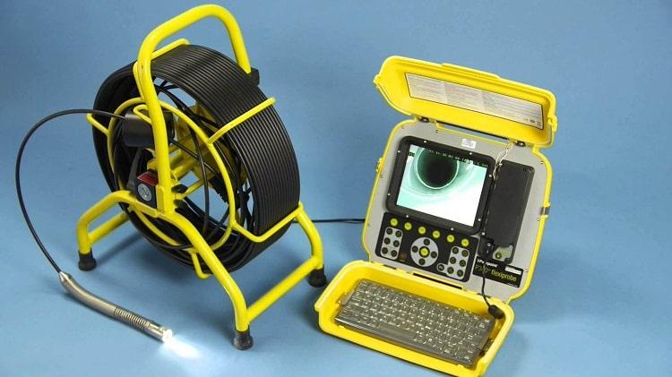 inspekcja tv kanalizacji tczew moitoring kamerą inspekcyjną