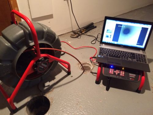 przepychanie udrażnianie rur władysławowo inspekcja tv kanalizacji monitoring rur