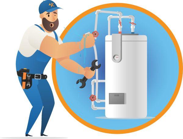 usługi hydrauliczne reda